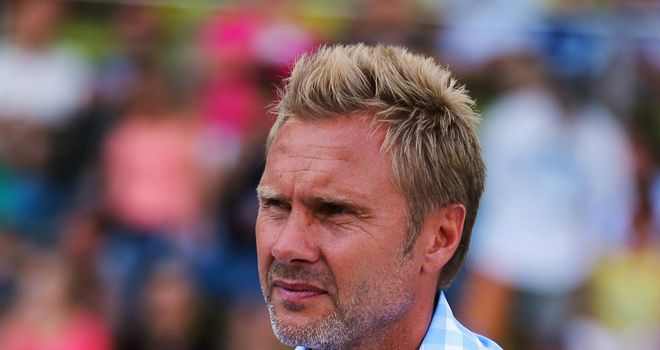 Thorsten Fink: Was sacked by Hamburg earlier this season