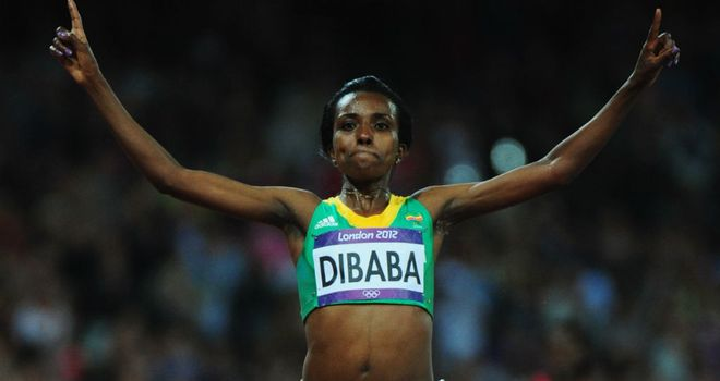 Tirunesh Dibaba: Was peerless on the final lap of the 10,000m