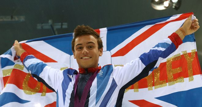 Tom Daley: 19-year-old has switched coaches since his Olympic bronze medal