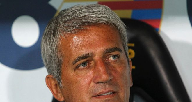 Vladimir Petkovic: Admitted to handball