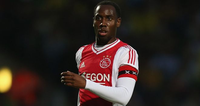Vurnon Anita: Newcastle are understood to have agreed a fee with Ajax for the Dutchman