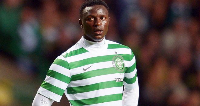 Victor Wanyama: The midfielder is focused on football and is not in awe of Barcelona