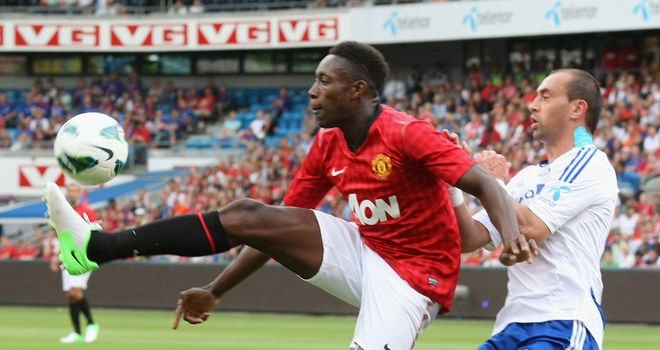 Danny Welbeck: Poised to sign new long-term deal at Old Trafford