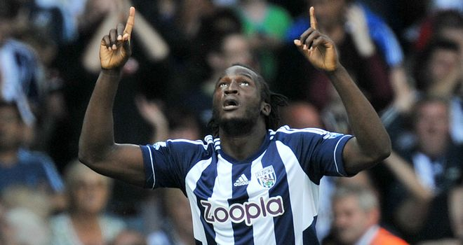 Romelu Lukaku: Impressing at West Brom