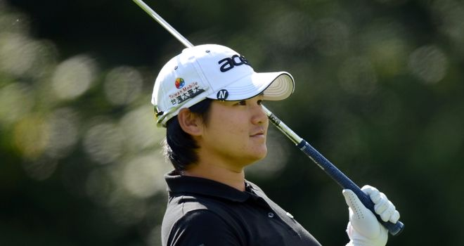 Yani Tseng: Looking to claim her third successive Women's British Open title this weekend