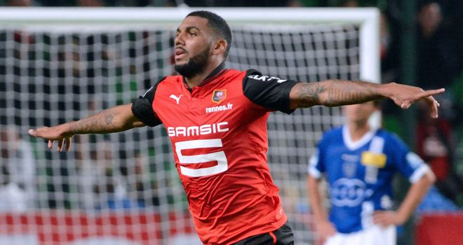 Yann M¿Vila: Linked with a move to the Premier League but Rennes do not want to lose midfielder