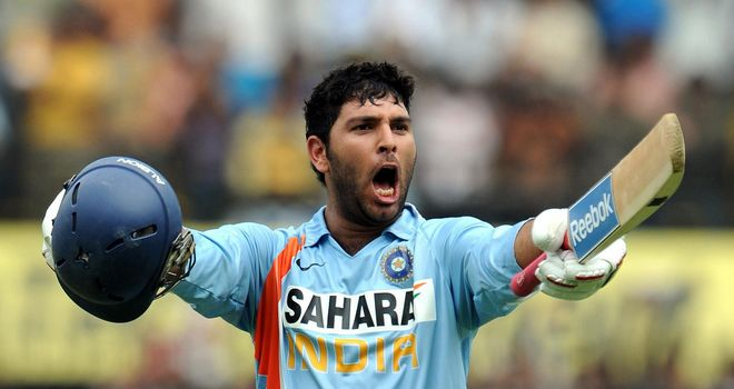 Yuvraj Singh: no competitive cricket since November