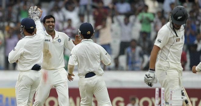 Ravichandran Ashwin: India spinner bagged six wickets in each innings