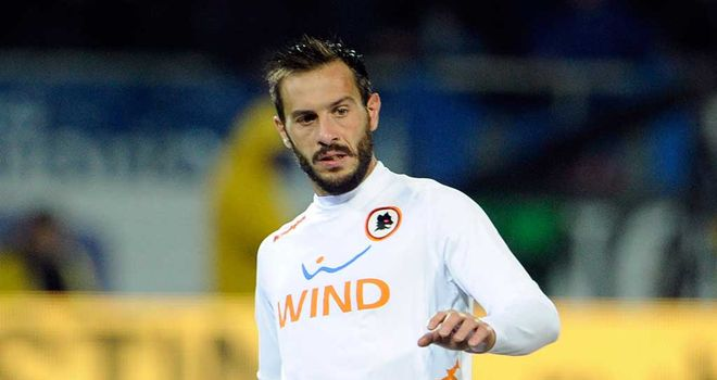 Marco Cassetti: Linking up with Watford following his departure from Roma last season