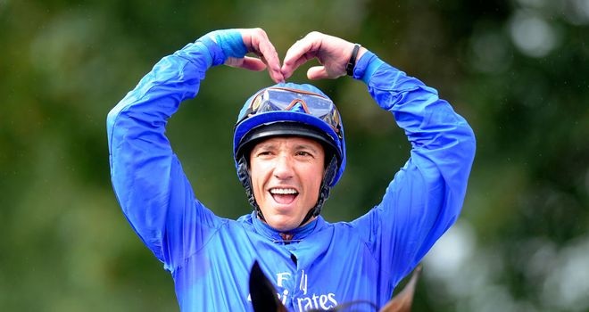 Frankie Dettori: No longer retained by Godolphin