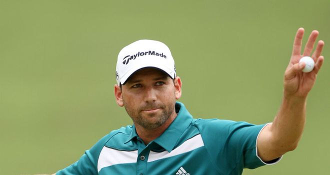 Sergio Garcia: Two-shot victory in North Carolina secured Ryder Cup appearance