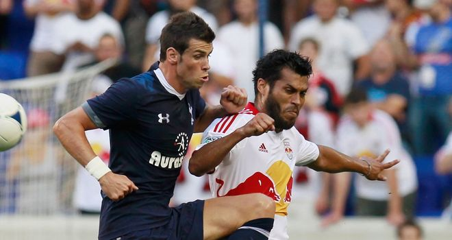 Gareth Bale: Scored against the Red Bulls