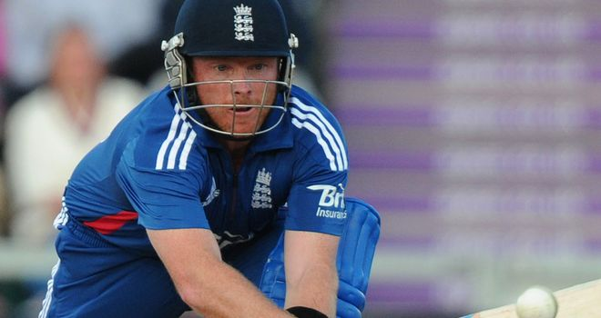 Ian Bell was alone in his resistance against India A