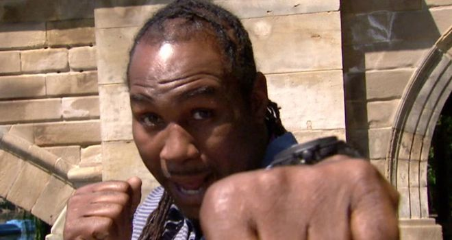 Lennox Lewis: will be open to your questions on Ringside Extra!