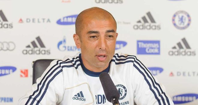 Roberto Di Matteo: New boys Hazard and Oscar could feature on Sunday