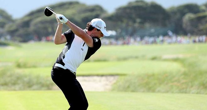 Rory McIlroy: Made a superb start to his third round