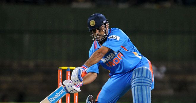 MS Dhoni: Wickets with the new ball were key.