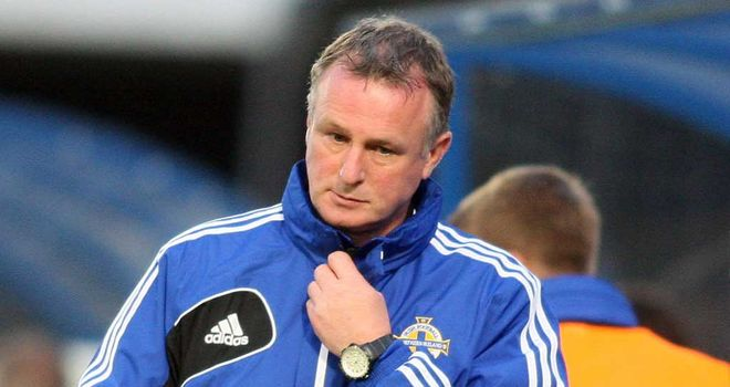 Michael O'Neill: Northern Ireland boss wants to put three points on the board