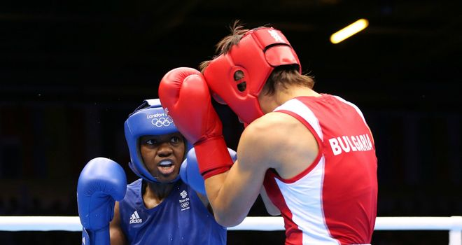 Nicola Adams: Backed for gold medal