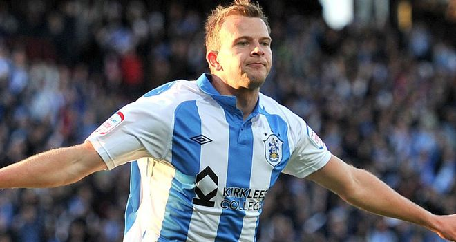 Jordan Rhodes: Town boss Simon Grayson says his goal against Burnley increases his price tag