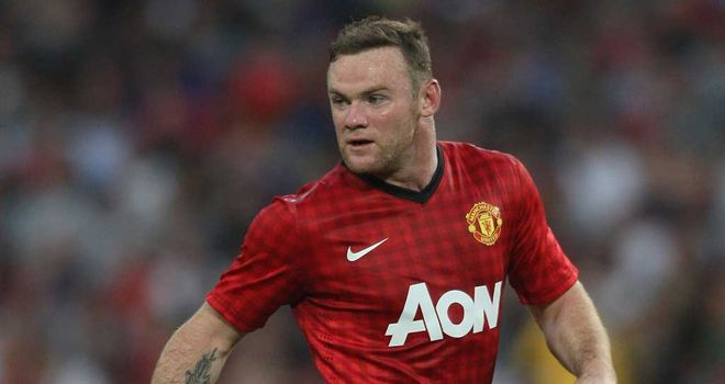 Wayne Rooney: Encouraged by Manchester United's form in Germany