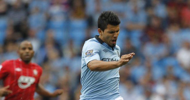 Sergio Aguero: Named in Alejandro Sabella's Argentina squad