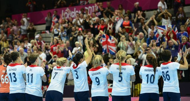Handball: The British teams will struggle to get funding ahead of 2016