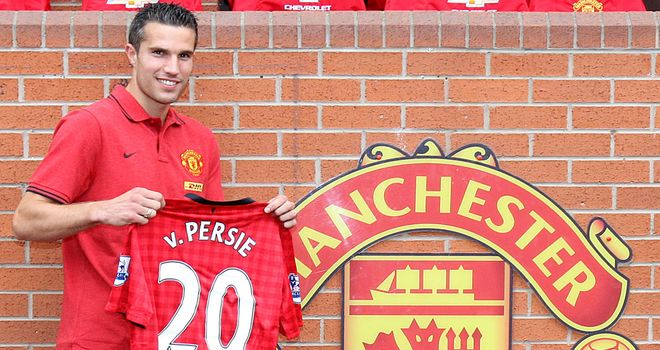 Arsenal were forced to sell Robin van Persie to Manchester United in 2012 when he refused to sign a new contract