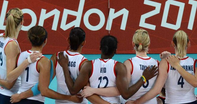 Legacy hope: GB women at the London 2012 Olympic Games