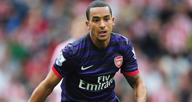 Theo Walcott: Yet to agree a new contract at Arsenal