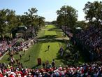 Ryder Cup - Day Two fourballs