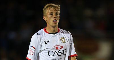 Mason Spence: Lands deal at Community Stadium