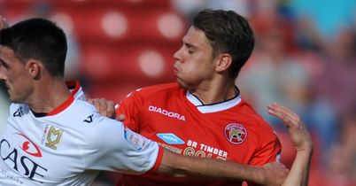 George Bowerman: Late equaliser for Walsall