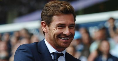 Andre Villas-Boas: The Tottenham manager is expected to make changes to his starting XI against Lazio