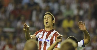 Aritz Aduriz: At the double for Bilbao