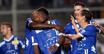Anthony Modeste: Pounced late on to give Bastia win