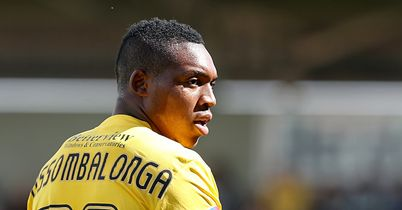 Assombalonga: Relieved to end drought