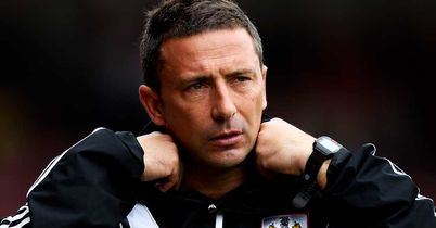 Derek McInnes: An unhappy Bristol City boss
