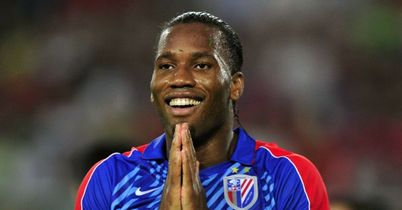 Didier Drogba: Keen to secure loan move