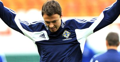 Jonny Evans: Ruled out of World Cup qualifier