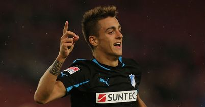 Joselu: Spanish youngster moved to Hoffenheim from Real Madrid in the summer