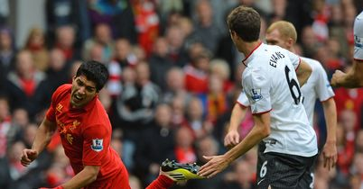 Suarez: Sometimes down too easily