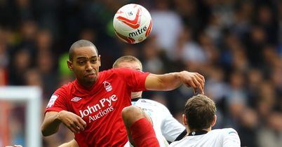 Dexter Blackstock: Nottingham Forest striker will see his current contract expire in the summer