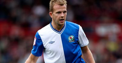 Jordan Rhodes: Winning goal for Blackburn