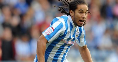 Sean Scannell: Scored only goal for Huddersfield