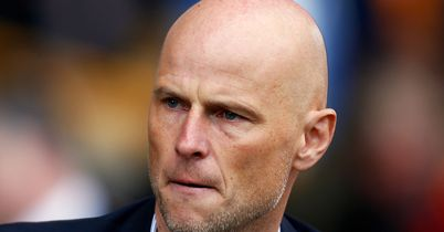 Stale Solbakken: Unhappy with Molineux referee