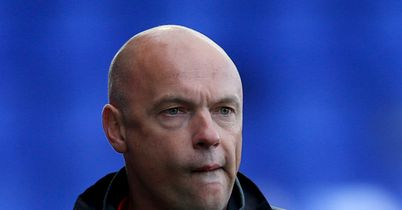 Uwe Rosler: Unhappy with his side's performance