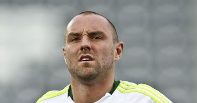 Kris Boyd: Is ready to fight for a first-team spot at Kilmarnock