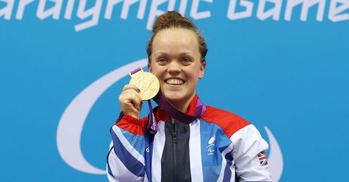OBEs for Ellie Simmonds and Sophie Christiansen in the New Year Honours list