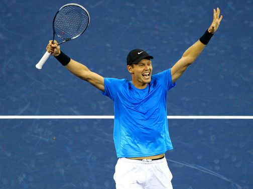Tomas Berdych: Stunned Roger Federer at the US Open